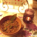 Zuppa contadina di Fave fresche e Farro