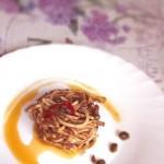 Spaghetti alla Buzzonaglia di Tonno